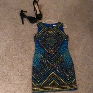 Preowned Peter Nygard sheath dress